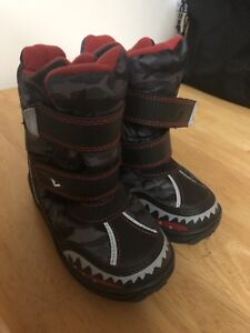 Size 10 Toddler Winter Boots