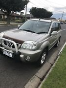 Nissan X Trail 2002 mdl TI 4 cyl 4x4 Auto with 6 mths Reg & RWC St Albans Brimbank Area Preview