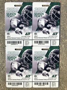 4 tix for Riders June 30. Will sell separately. $60 each.