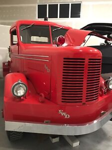 1950 FIRETRUCK FOR SALE