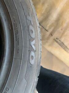 Toyo Proces4 tires