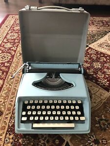 Type writer Remington 4 sale (Derry/McLaughlin)