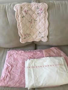 Pottery Barn kids bedding -and Ikea $20 for all
