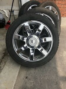 Rims and tires