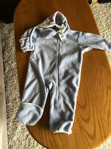 18 month Columbia fleece one piece