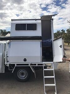 Slide on Camper Mount Pleasant Barossa Area Preview