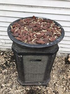 Propane Fire Pit/Feature