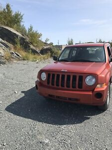 2010 Jeep Patriot 4x4 certified