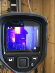 FLIR E4 with E8 upgrade