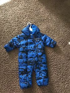 overall snowsuit