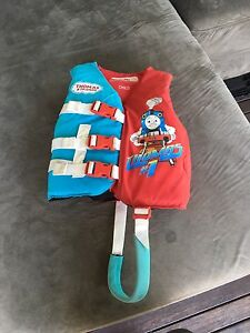 Child's pfd reposted due to no show Londonderry Penrith Area Preview