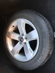 Dodge Charger or Dodge Challenger wheel 235/55R18