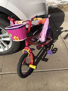 "Girls 14"" Winx Bike"