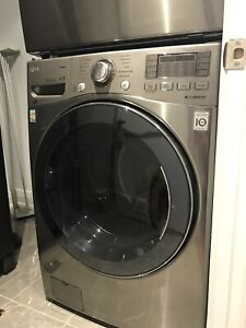 LG Stackable Washer & Dryer Amazing Condition