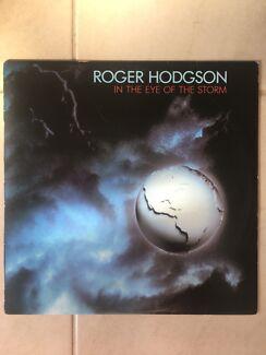 Roger Hodgson Vinyl Record Album LP