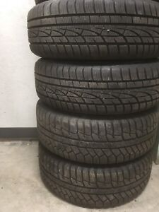 4 winter 205/60/16 on ford rims