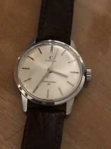 Omega Seamaster 30 Mechanical Watch