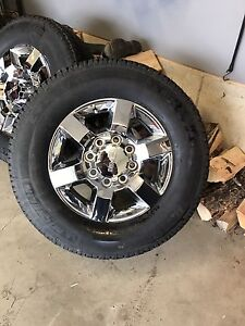 2016 gmc 2500 wheels