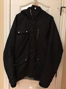 Men's rain coat (L)