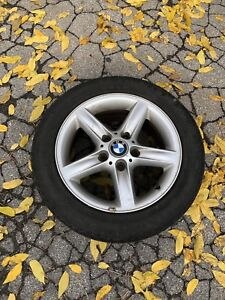 """OEM 16"""" BMW Rims and Tires"""
