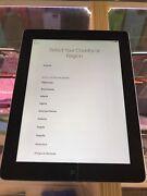 Apple iPad 4th Gen 16GB Wifi White Guildford Parramatta Area Preview