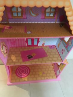 Doll house lalaloopey