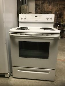 Almost new Frigidaire stove for sale