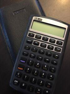HP 10BII scientific & financial calculator