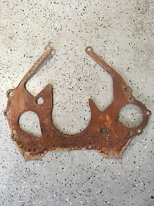 Ford block plate