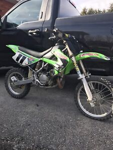 Kx 85. 2008. Awesome Deal!