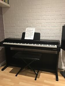 Technics digital piano Yangebup Cockburn Area Preview