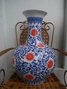 Beautiful extra large Chinese vase