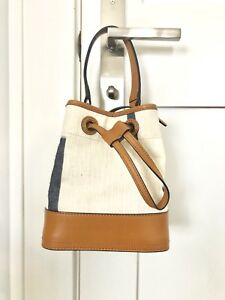 Tory Burch Bucket Bag with removable shoulder strap