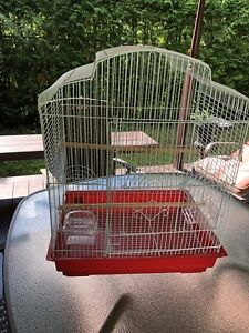 Bird cage - used for 2 weeks only
