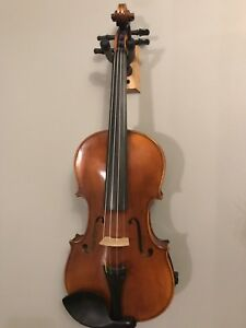 Reduced price Andreas Eastman 305 4/4 violin, year 2012