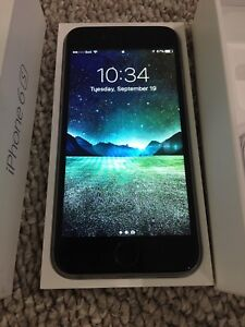 iPhone 6s Space Grey 16 Gb