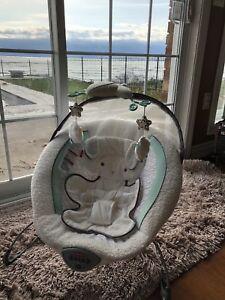 Fisher-Price Lamb Vibrating Music Chair