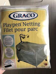 Filet pour parc Graco