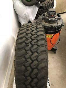 255/75/17 Take-Offs BFG Mud Terrain A/Ts off new 2017 Rubi