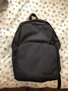 Charcoal Cocoon Backpack