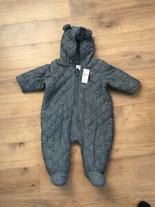 Gap Bear Snowsuit 3-6 months