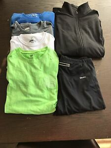 Men's Athletic Wear - size small