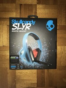 Casque de gaming skullcandy slyr