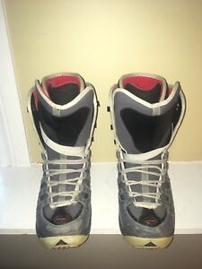 Men's snow boards boots