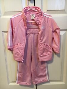 Adidas track suit GUC $15 OBO Size 18 months
