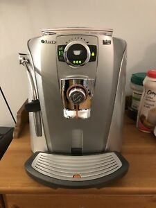 Saeco talea giro fully automatic espresso machine coffee maker