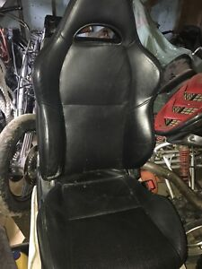 Rsx Leather Seats on EK Rails