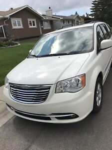 2011 Town and country