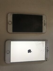 Wanted: Wanted to buy IPhone 6 6s 7 8 plus , broken or damaged is ok