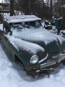 Vintage antique 1953 standard vanguard truck pickup car rare